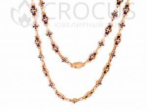 золотая Цепь Faberge 0025