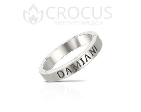 Золотое кольцо DAMIANI 0013