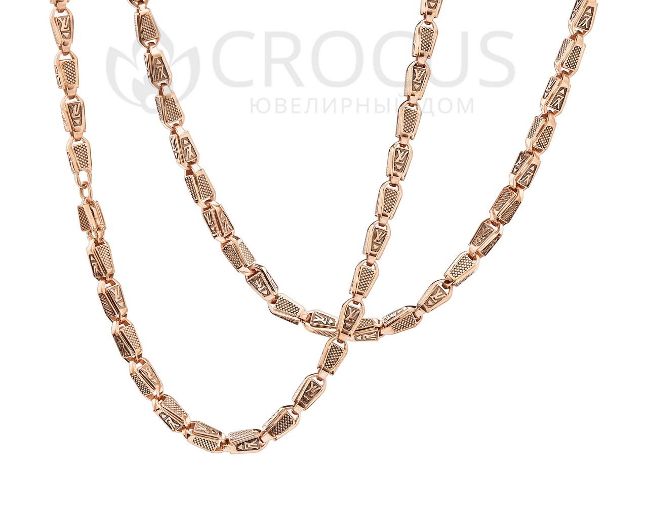 золотая цепь Louis Vuitton 0037