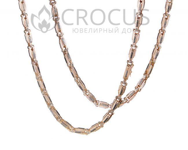 мужская цепочка BARAKA шарнир, эмаль