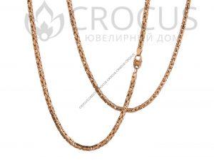 золотая цепь Лисий хвост
