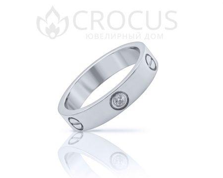 кольцо cartier love 1003