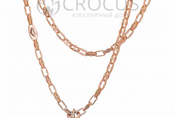 Золотая цепь Baraka арт.0013