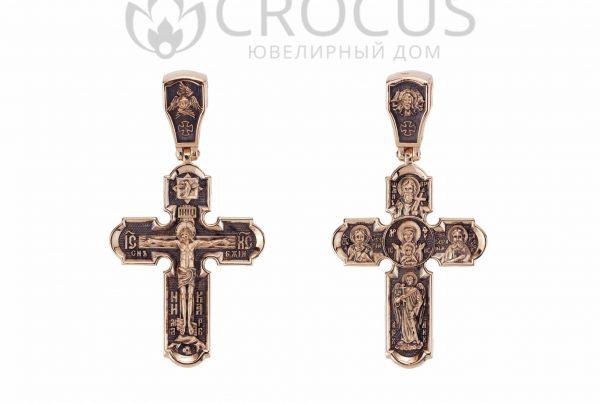 Крест православный CROCUS арт.1506
