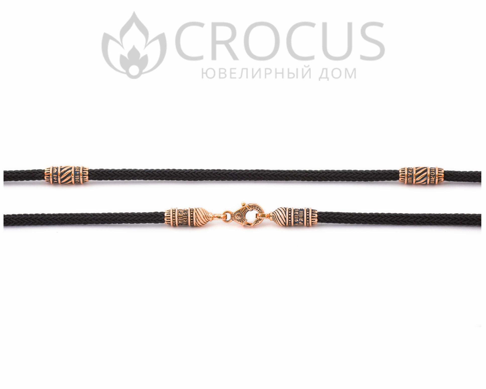 Ювелирный шнур для креста арт.0033