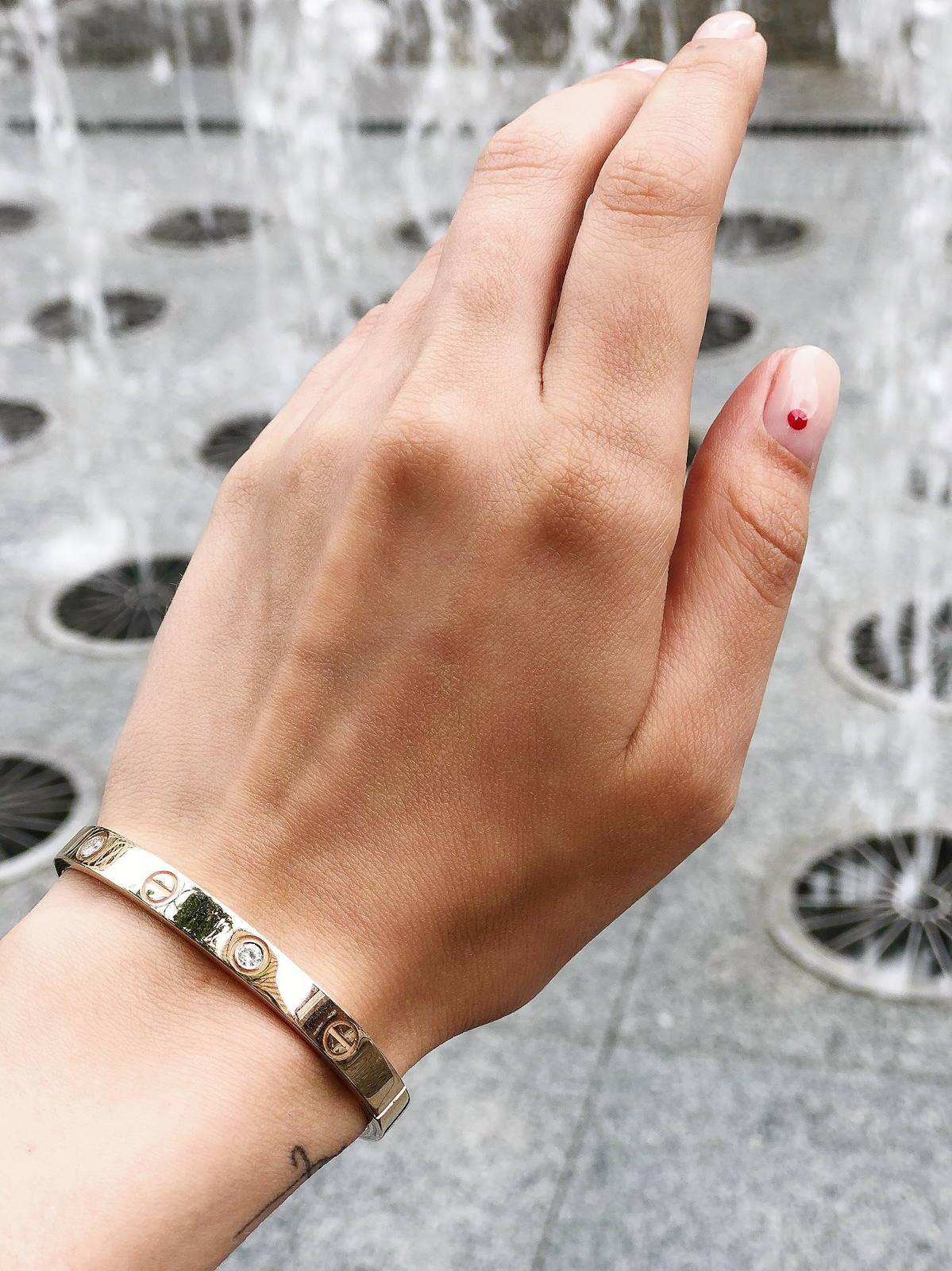 Браслеты Cartier – популярные модели