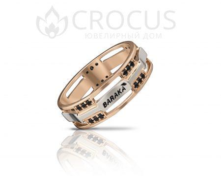 Золотое кольцо Baraka 1010