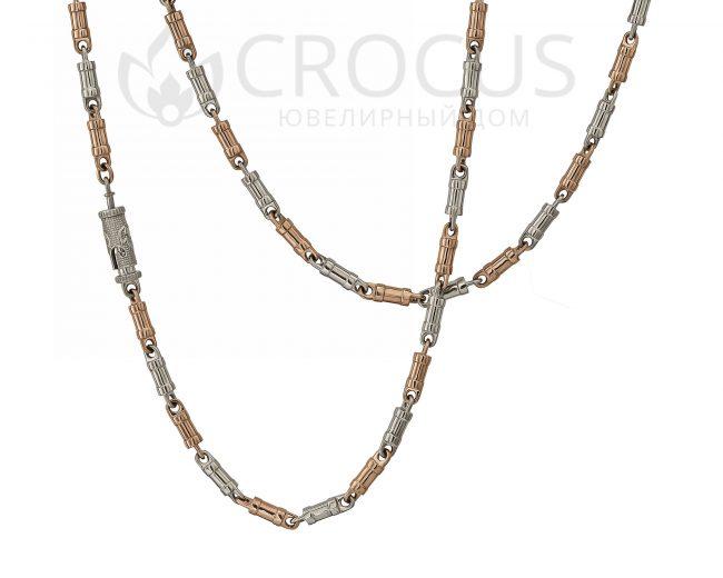 золотая цепочка от CROCUS 0044