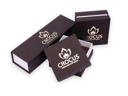 Фирменная упаковка CROCUS