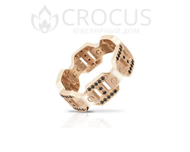 Золотое Кольцо Crocus 1014-3