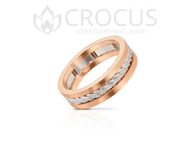 Золотое кольцо Crocus 1016-19