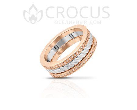 Золотое кольцо Crocus 1017-1