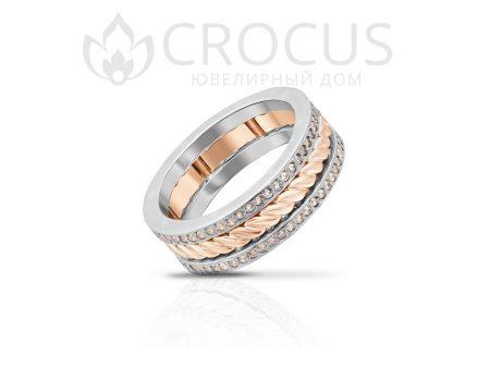 Золотое кольцо Crocus 1017-2