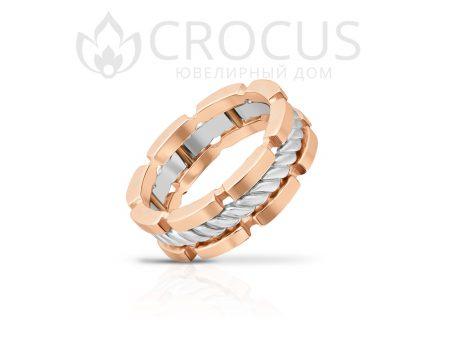 Купить золотое кольцо CROCUS 1018