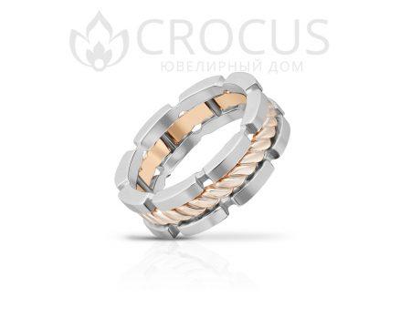 Купить золотое кольцо CROCUS 1018-2